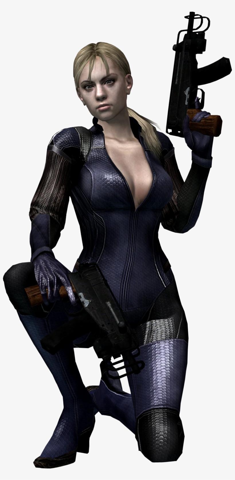 Jill Valentine Re5 Jill Valentine Resident Evil 5 Outfit