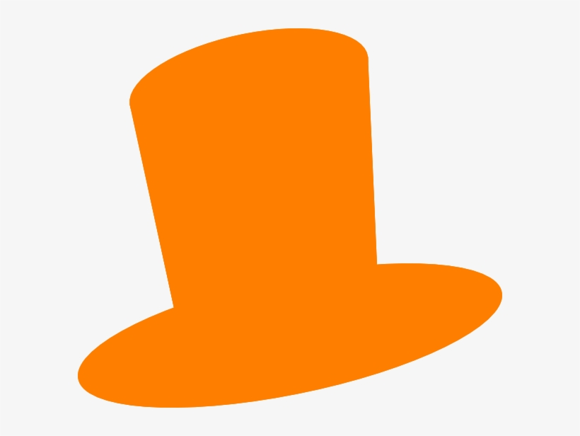 Mad Hatter Clipart Free Download Clip Art Free Clip Orange Top Hat Clipart Transparent Png 600x536 Free Download On Nicepng