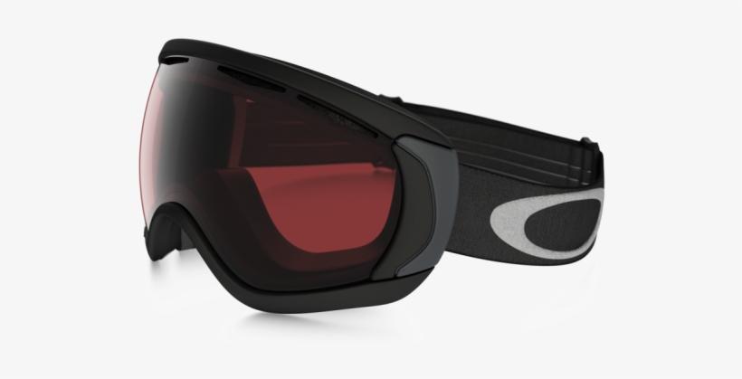 beeb21b7464 Classic Glasses By Oakley Canopy Snow 57-777j Matte - Oakley Canopy Goggle  Peacoat dark Grey