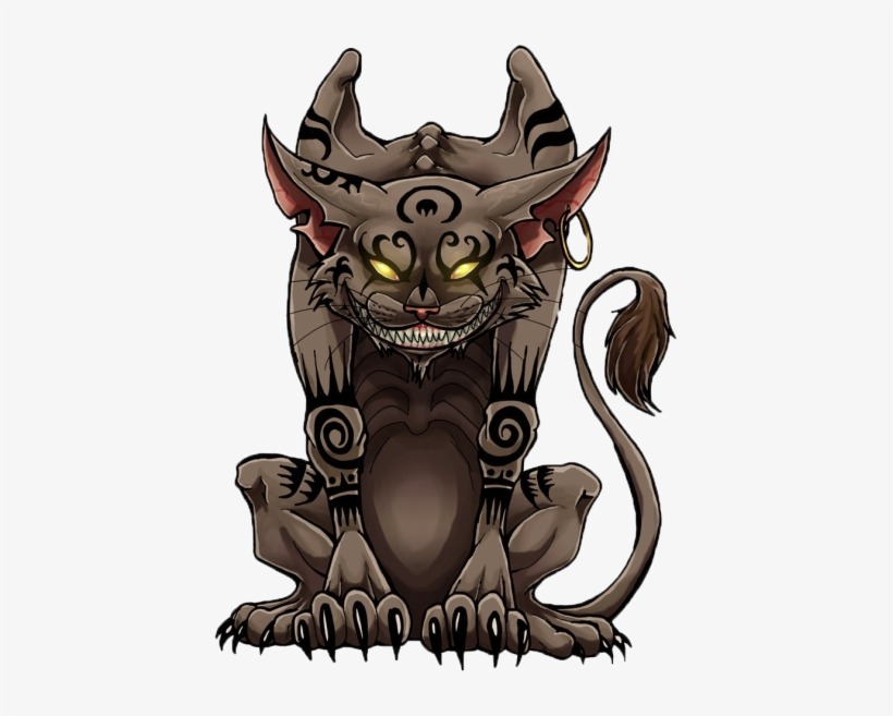 Strange Sightings and Myths [Tequila Request 1] 316-3169325_alice-madness-returns-cheshire-cat-png