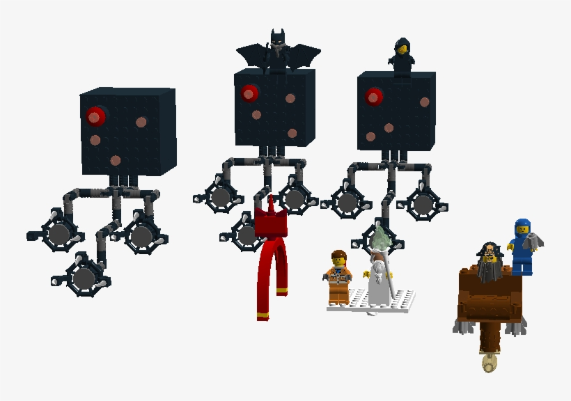 The Lego Movie Lego Movie Micro Manager Fly Transparent Png 1108x600 Free Download On Nicepng