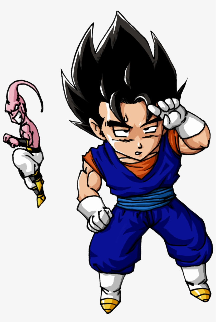 Chapter - Anh Dragon Ball Chibi, transparent png download