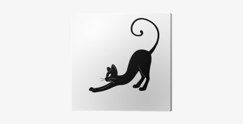 Black Cat Drawing Transparent Png 400x400 Free Download On Nicepng