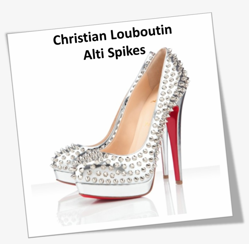 finest selection 36670 c4894 The - Shoes Christian Louboutin Bianca Spikes 140mm ...