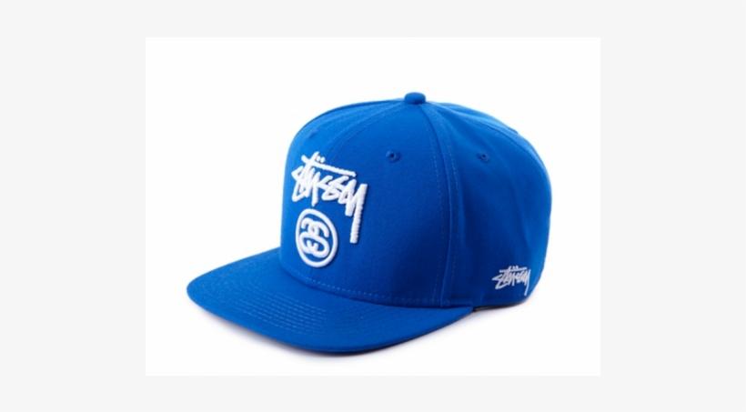 ed37e7dff40 In Stock Stussy Classic Logo Snapback Hat - Kc Royals Hats ...