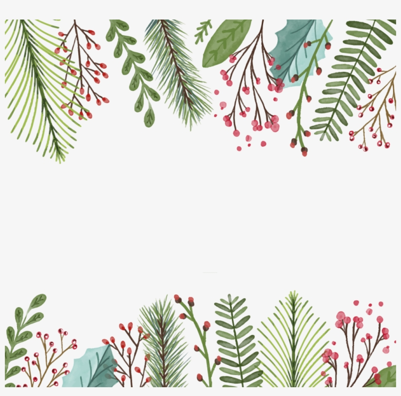 Christmas Tree Border Png Email Signature Christmas Email Banner Transparent Png 1024x964 Free Download On Nicepng
