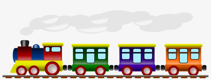 Toy Trains Train Sets Wooden Toy Train Railroad Car Toy Train Clipart Transparent Png 2244x750 Free Download On Nicepng