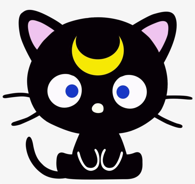 7e9f56e7e Chococat Luna Luna The Cat From Sailor Moon In The - Chococat Hello Kitty