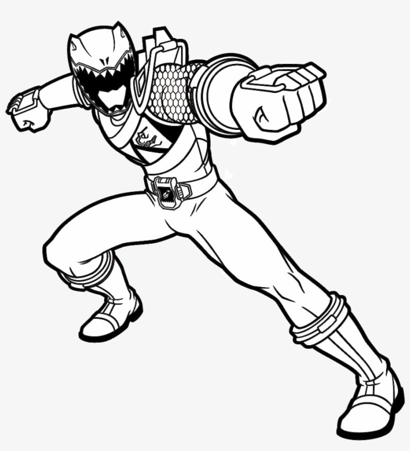 Jogo Colorir Power Ranger Vemelho No Jogos 360 Pampekids Red