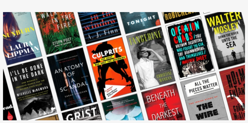The Most Anticipated Crime, Mystery, And Thriller Titles