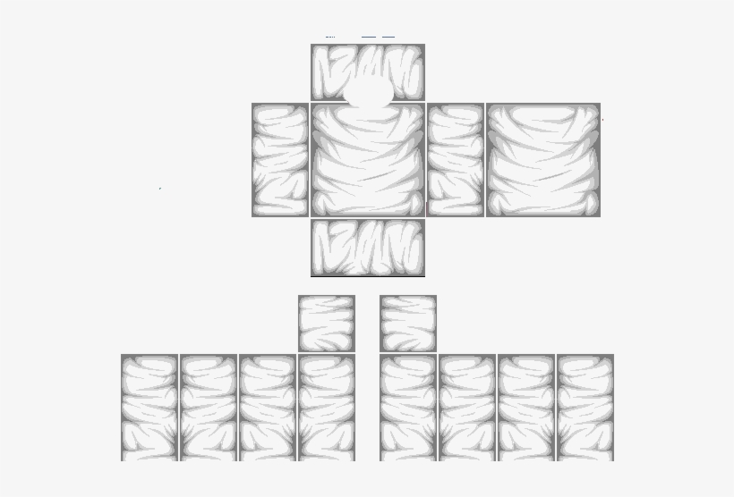 transparent shirt template for roblox