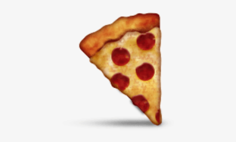 Free Png Ios Emoji Slice Of Pizza Png Images Transparent
