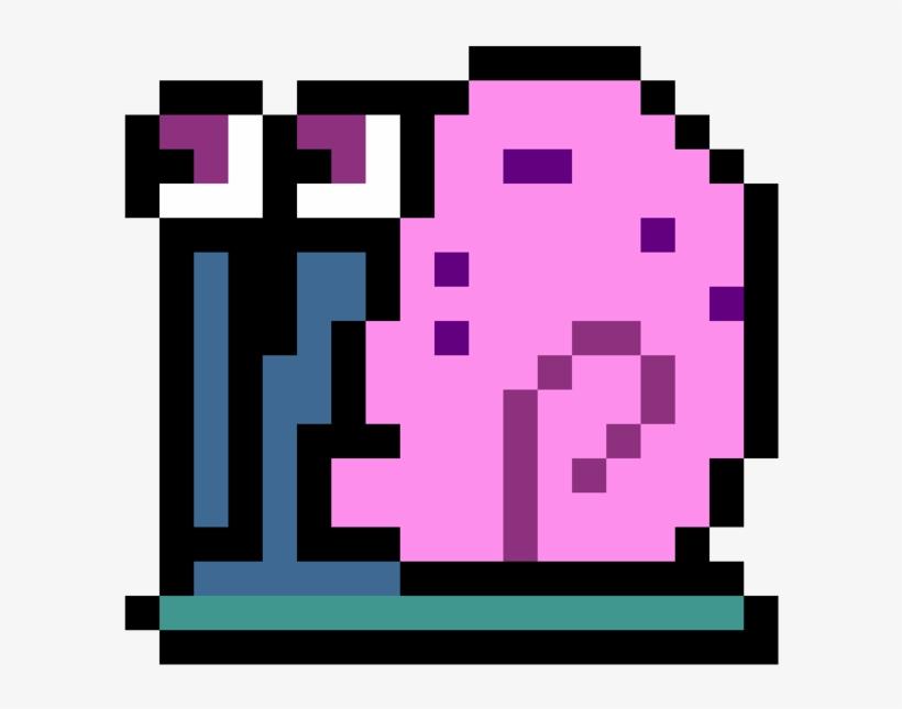 Gary Minecraft Pixel Art Templates Gary Transparent Png