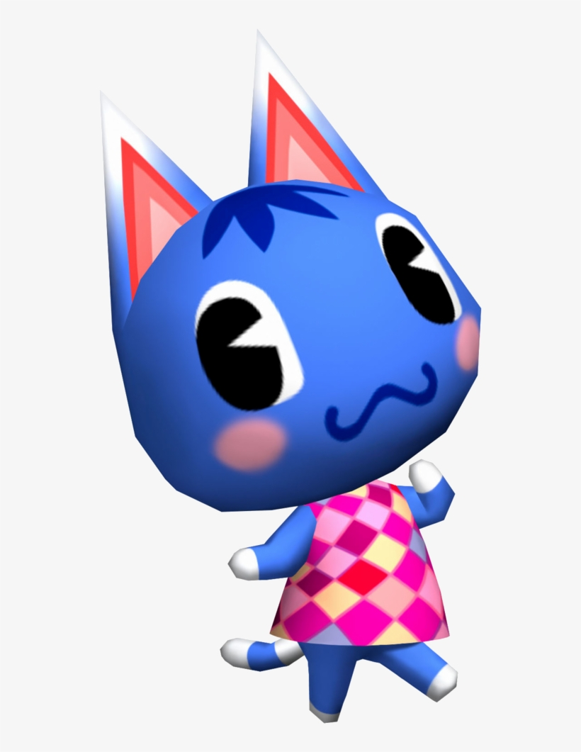 Rosie Cf Animal Crossing Characters Rosie Transparent Png