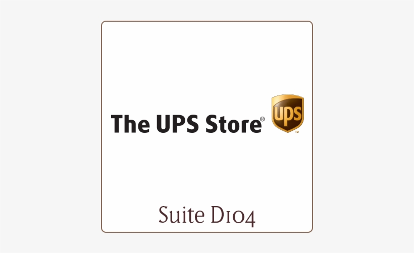 Ups Store Logo Vector Transparent Png 500x500 Free Download On