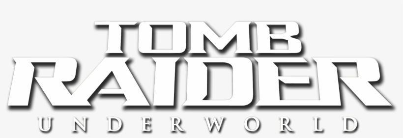 Tomb Raider Underworld Logo Png Transparent PNG - 1950x669 - Free