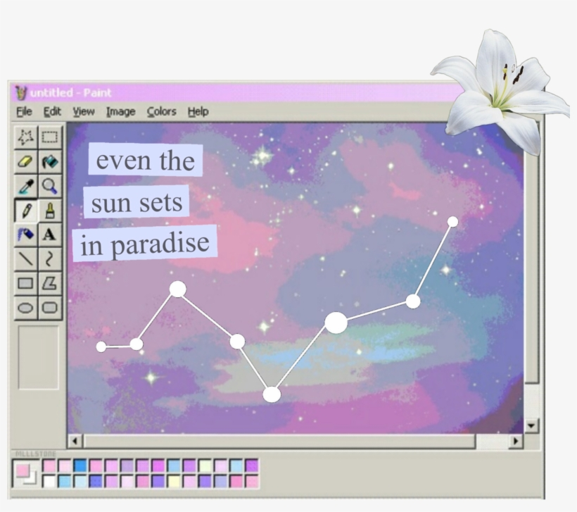 Png Tumblr Galaxy Aesthetic Editing Overlay Png Tumblr