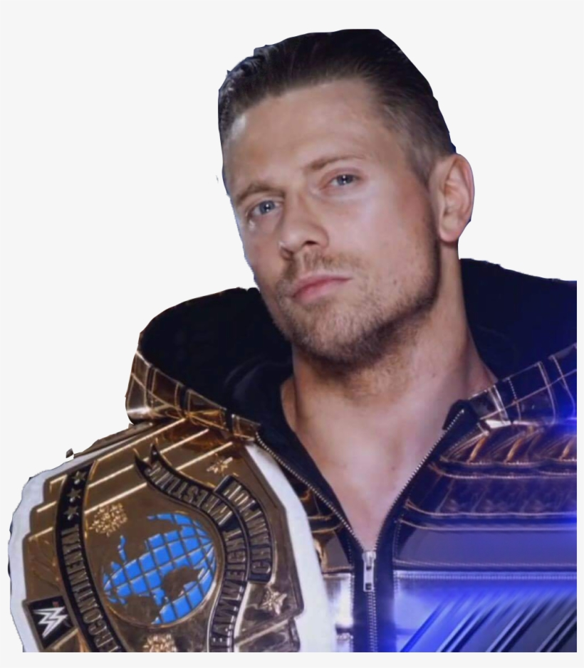 Download The Miz 4 - Wwe The Miz Png PNG Image with No Background ... | 939x820