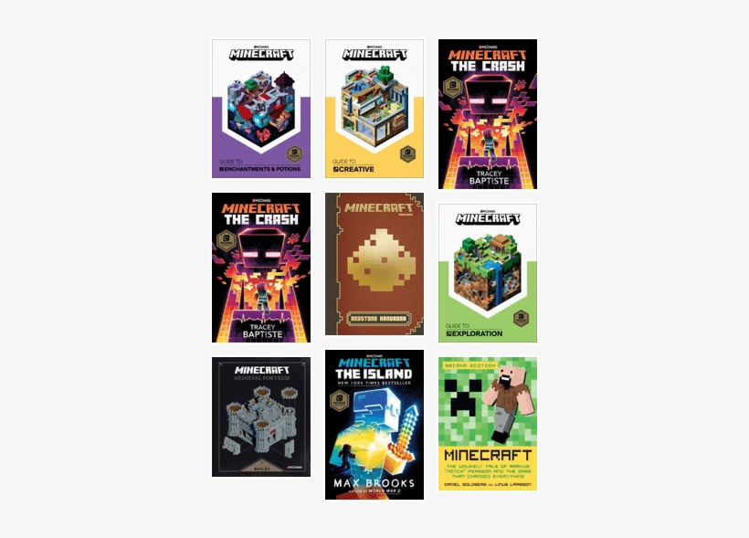 Great Books & More - Minecraft: Guide To Creative By Mojang