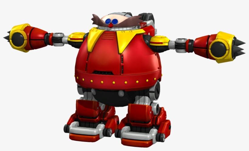 Eggman Death Egg Robot Sonic The Hedgehog Transparent Png 1005x561 Free Download On Nicepng