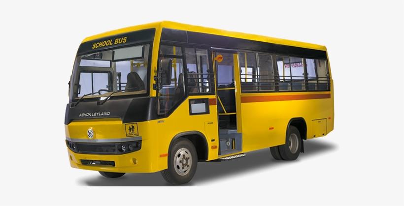 Indian School Bus Png Ashok Leyland School Bus 26 Seater Price