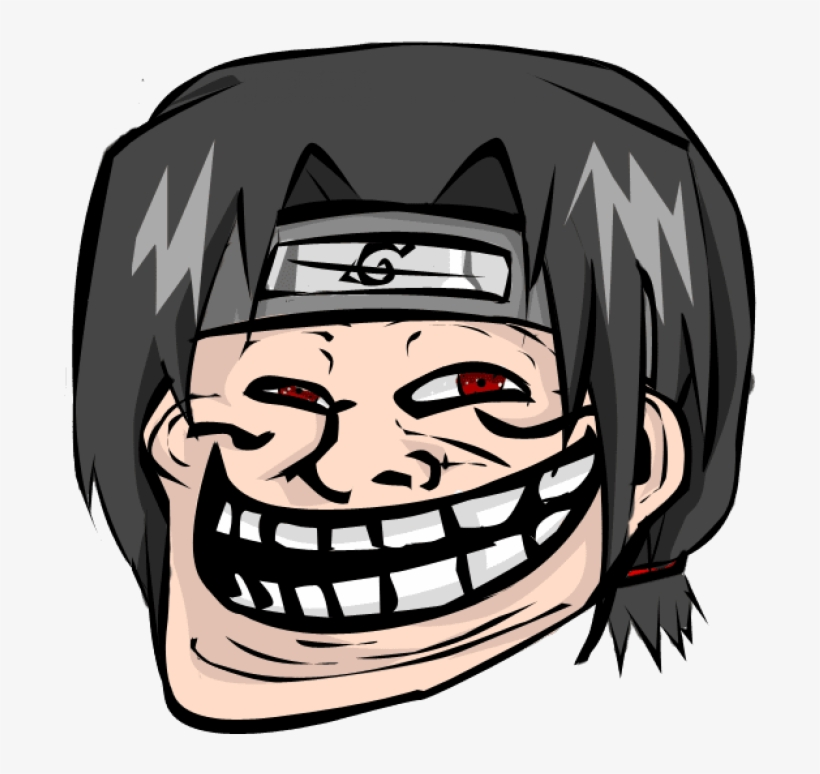 Naruto Troll Face Transparent Png 652x542 Free Download On Nicepng