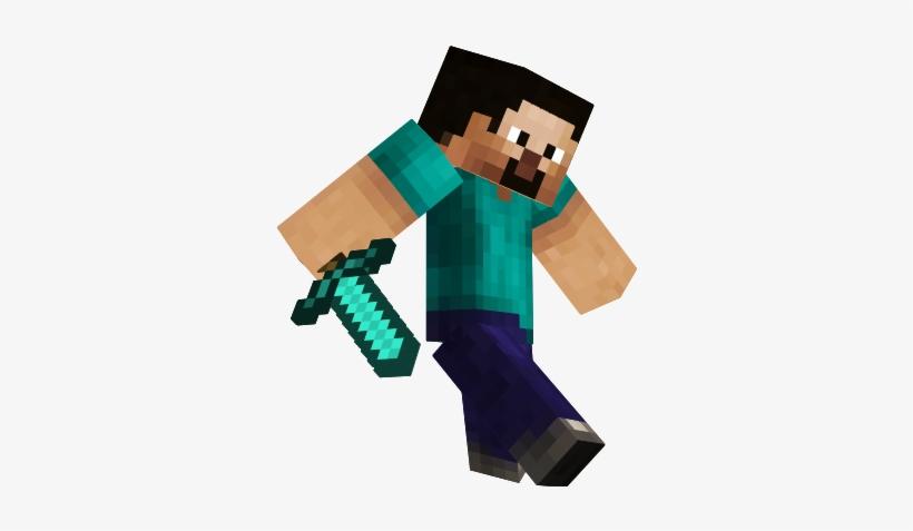 Minecraft Steve Skin Imagenes De Minecraft Png En Hd Transparent Png 323x409 Free Download On Nicepng