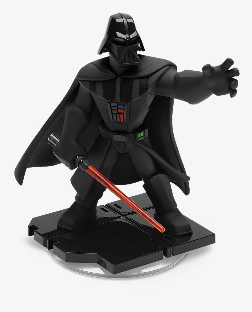 Darth Vader Fig Disney Infinity 3 0 Figurki Transparent Png