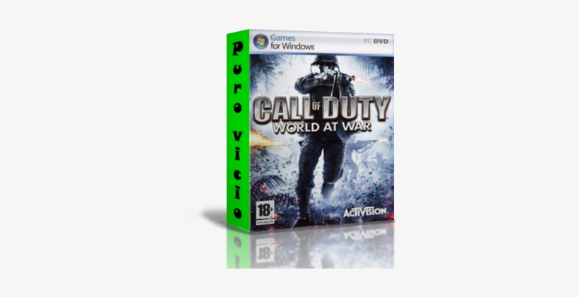 Call Of Duty World At War - Call Of Duty World At War [xbox 360 Game