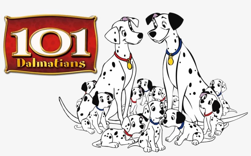 101 dalmatians png dalmatians transparent png - x - free download on