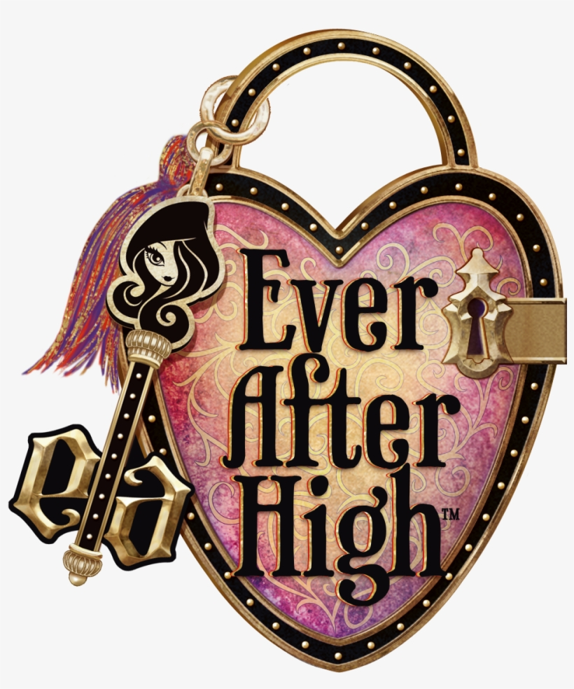 Coming Soon From Mattel Ever After High Logo Coloring Page