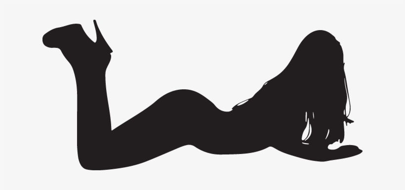 Black nude woman silhouette Silhouette Of Nude Woman Art Nude Woman Png Transparent Png 648x305 Free Download On Nicepng