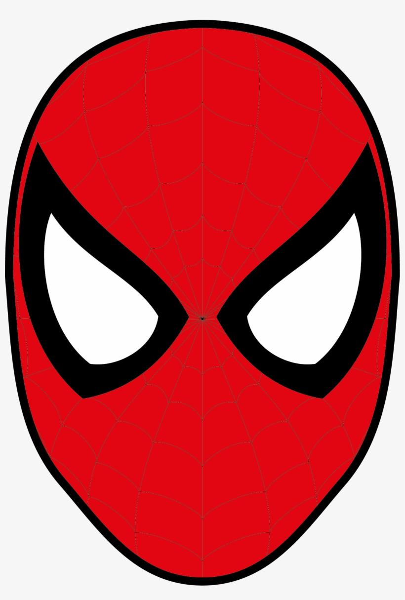 Share This Article Mascara Homem Aranha Para Imprimir