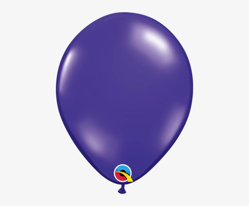 DIAMOND CLEAR Qualatex 11 inch Solid Colour Latex Balloons Helium//Air