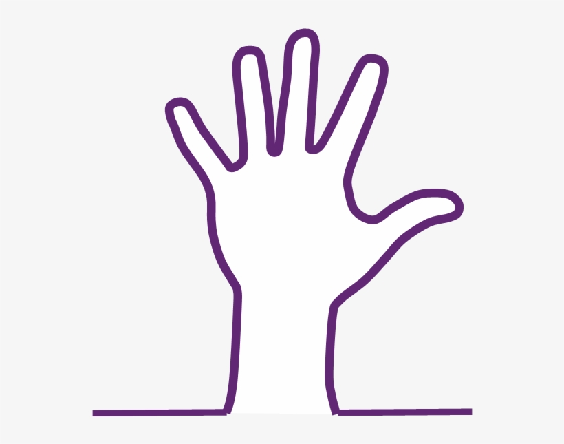 Hand Outline Small Volunteer Hand Transparent Png 560x566 Free Download On Nicepng Here you can explore hq hand outline transparent illustrations, icons and clipart with filter setting like size, type, color etc. hand outline small volunteer hand