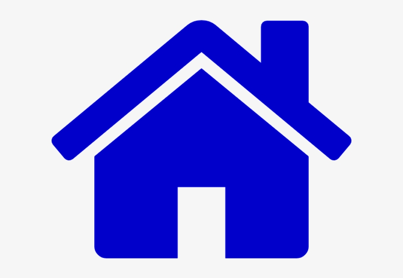 home button house icon blue png transparent png 630x630 free download on nicepng home button house icon blue png