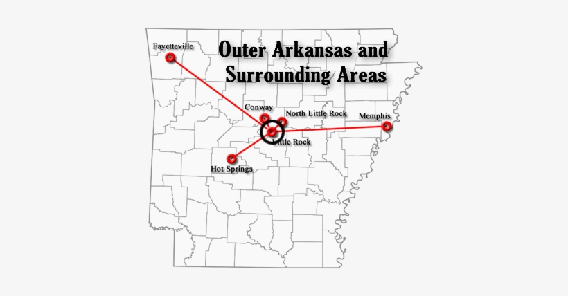 Map Of Arkansas Airports Map Of Arkansas Airports Transparent PNG   400x348   Free Download