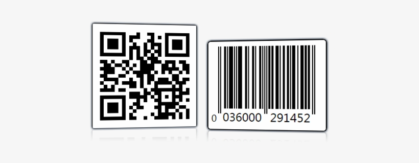 Ticket Barcode Png - Qr Code Parle G Transparent PNG