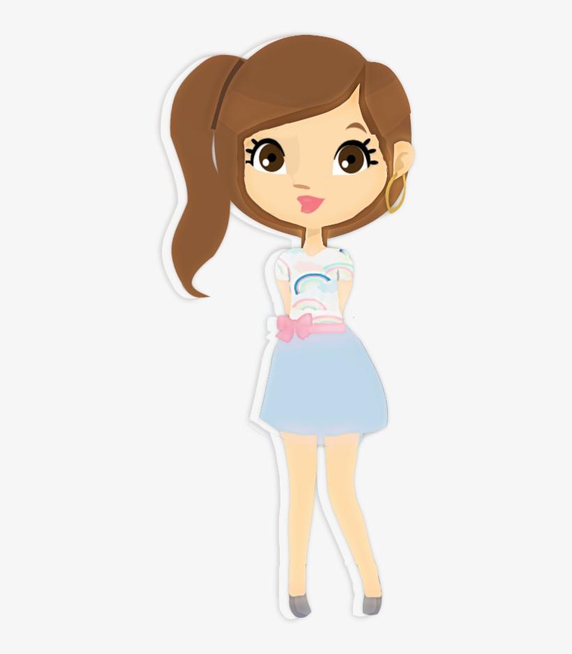 Dolls Png De Martina Stoessel Transparent Png 543x900