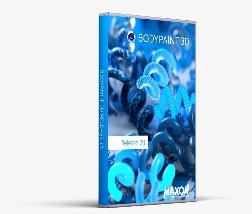 Bodypaint 3d - Cinema 4d Transparent PNG - 5000x2812 - Free