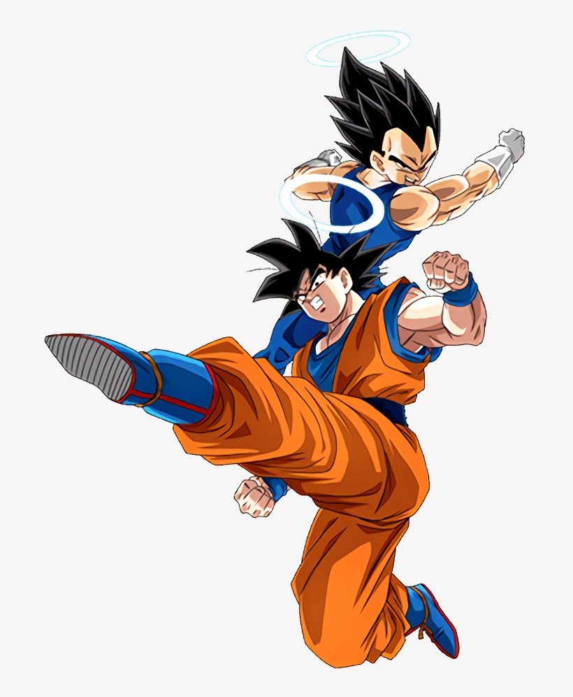 this is the ssr form of the new lr phy goku vegeta goku and vegeta angel transparent png 852x1136 free download on nicepng ssr form of the new lr phy goku