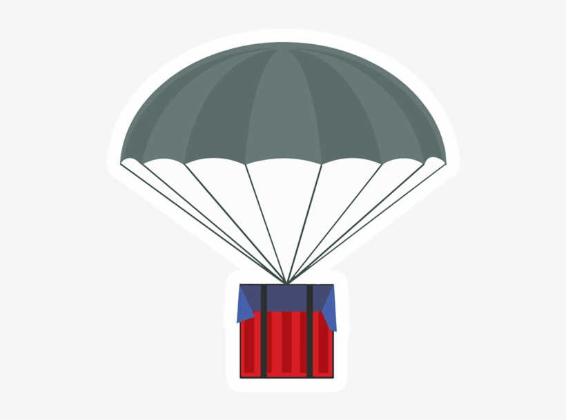 Pubg Air Drop Sticker Pubg Airdrop Png Transparent Png 528x528 Free Download On Nicepng