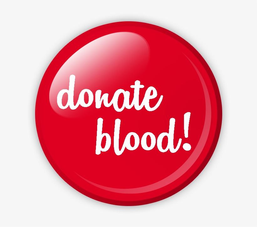 Donate Blood Red Blood Drop - Donate Blood Logo Png
