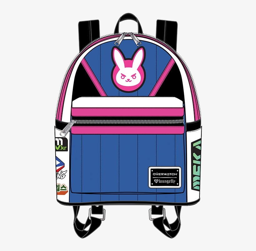 ee1c7112c5 Dva Mini Backpack Apparel - Loungefly X Marvel Guardians Of The Galaxy  Kawaii Mini