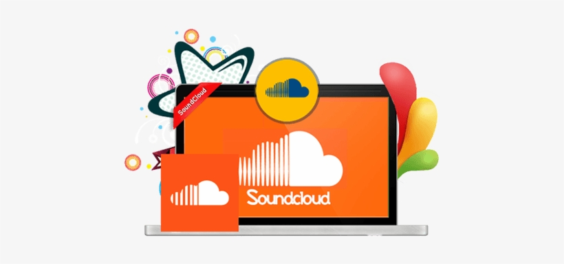 Buy Soundcloud Followers - Soundcloud Transparent PNG
