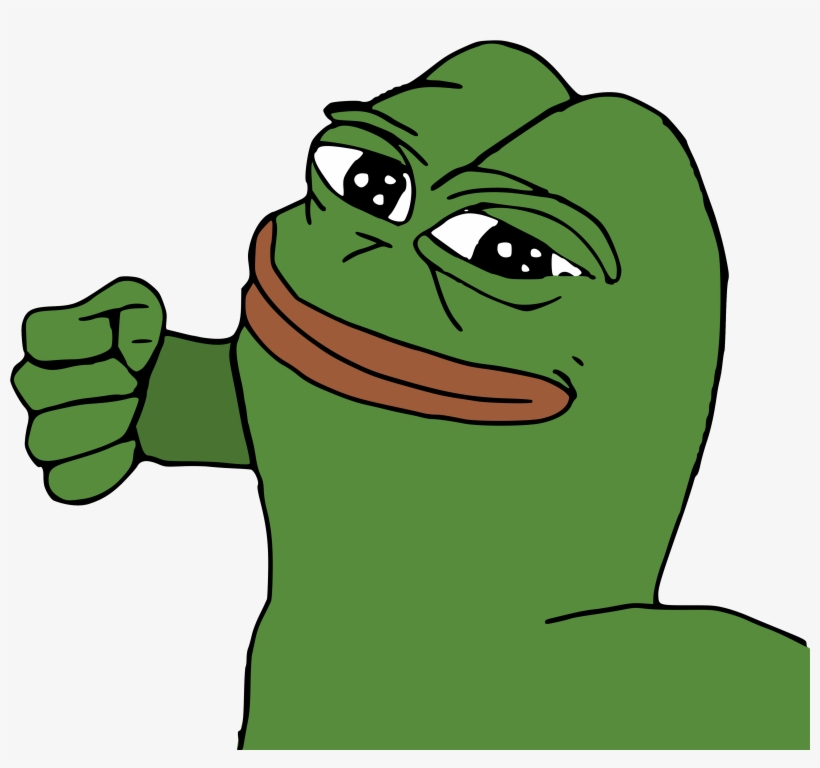 Pepe The Frog Punching Png Pepe The Frog Punching Pepe Png