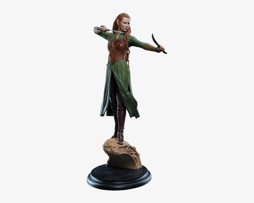 Tauriel Of The Woodland Realm - Figurine Transparent PNG