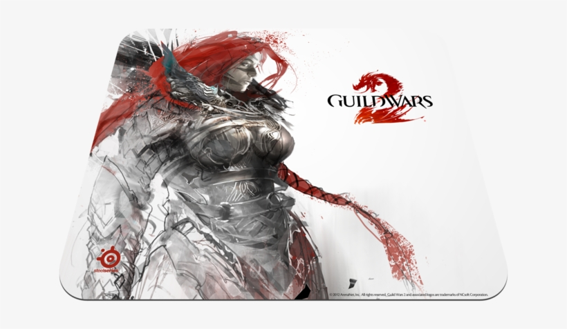 Lightbox Moreview - Steelseries Qck Guild Wars 2 Eir Edition