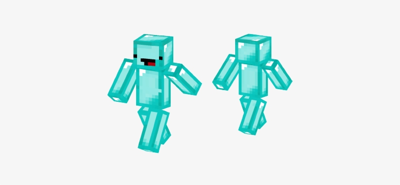 Nova Skin Minecraft Diamond Derpy Skins Transparent Png 500x300 Free Download On Nicepng