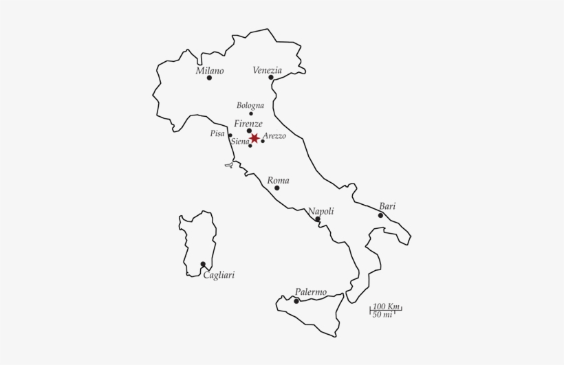 Map Of Italy Black And White.View On Google Maps Map Of Italy Black And White Transparent Png